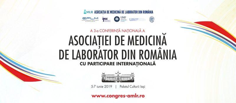 A Treia Conferință a Asociației de Medicină de Laborator din România