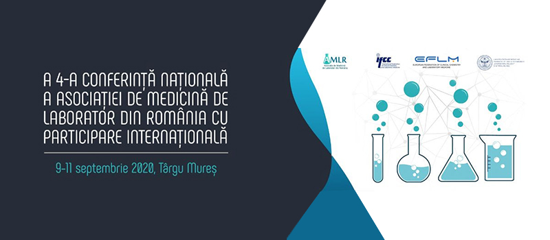 Conferința Naţională de Medicină de Laborator