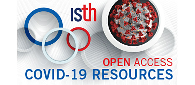 ISTH Launches Open Access COVID-19 Resource Page and Makes All ISTH Academy Content Free