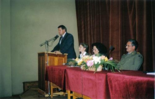 Prima Conferinţă a ALMR, Sibiu, 2005