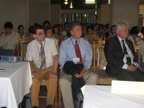 A 3-a Conferinţă a ALMR cu Participare Internaţională, Iaşi, 2007
