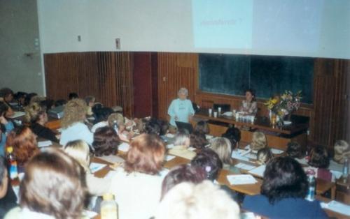 Cursul pentru asistenţi medicali, Târgu Mureş, 2006