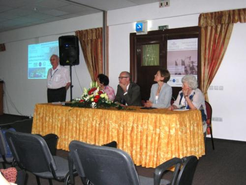 7th Conference of the RAML with International Participation, Sinaia, 2012