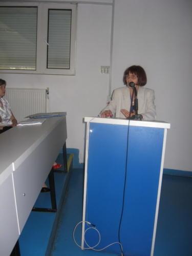 A 4-a Conferinţă a ALMR cu Participare Internaţională, Cluj-Napoca, 2008